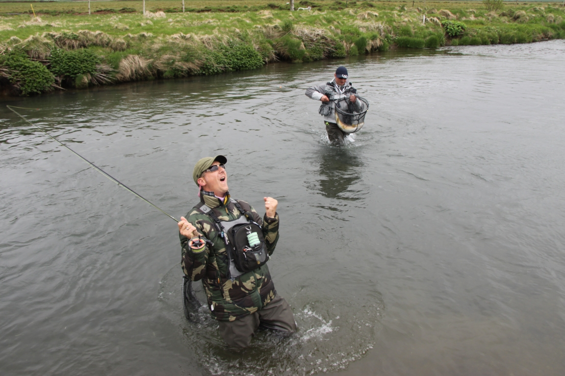 FLY FISHING, THE ULTIMATE HIGH
